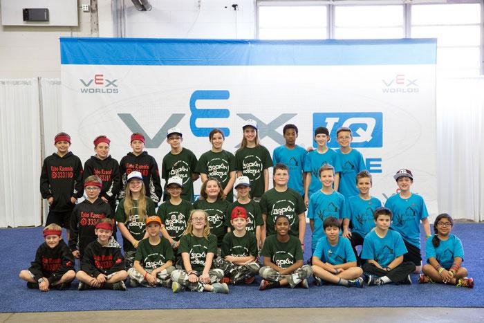 Rockwall schools attend record-setting robotics championship event
