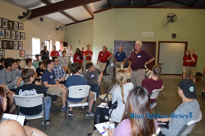 Patriot PAWS and American Legion host Youth Leadership Symposium