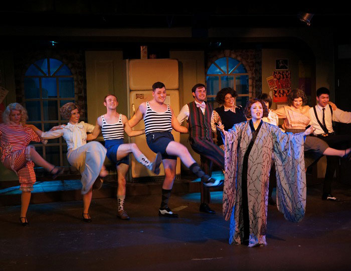 The Drowsy Chaperone opening at Rockwall Community Playhouse Friday