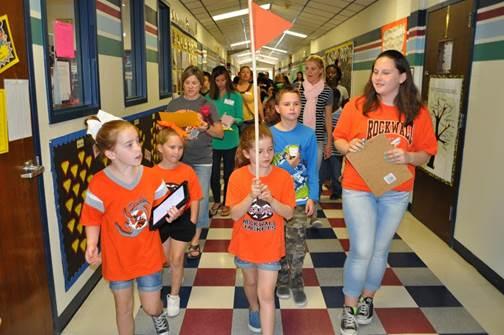 Dobbs Elementary hosts Leadership Night