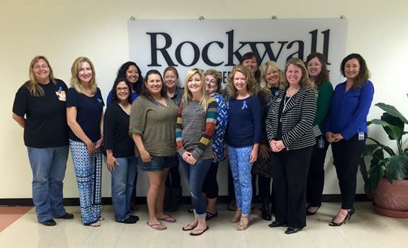 Rockwall DA Culpepper educates RISD PTA Council about new Child Advocacy Center