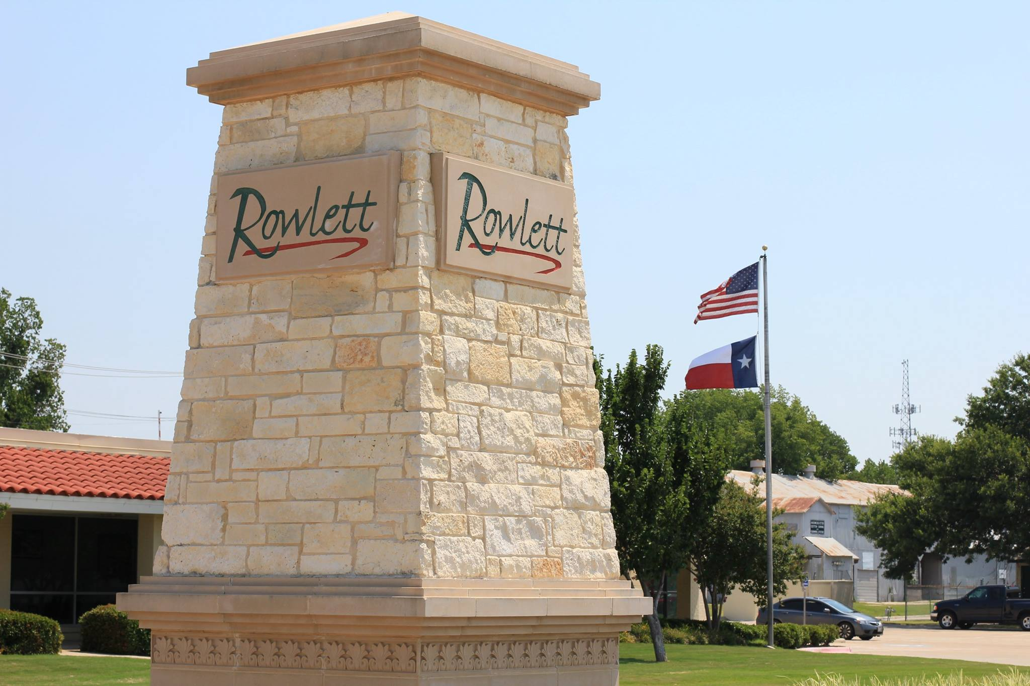 Rowlett ranked in Top 50  Best Small Cities to Start a Business