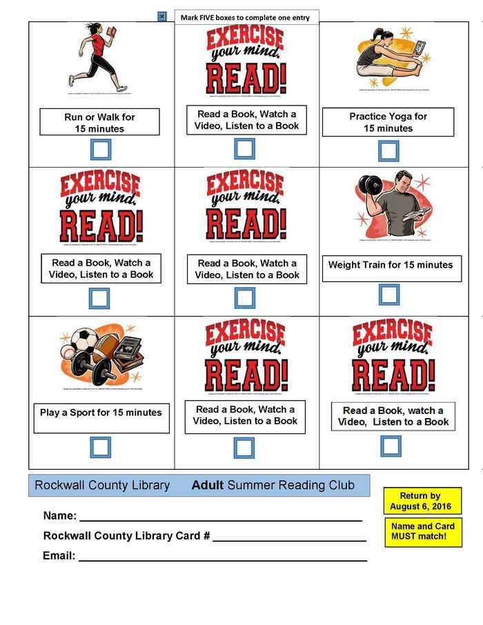 Summer reading program for kids starting