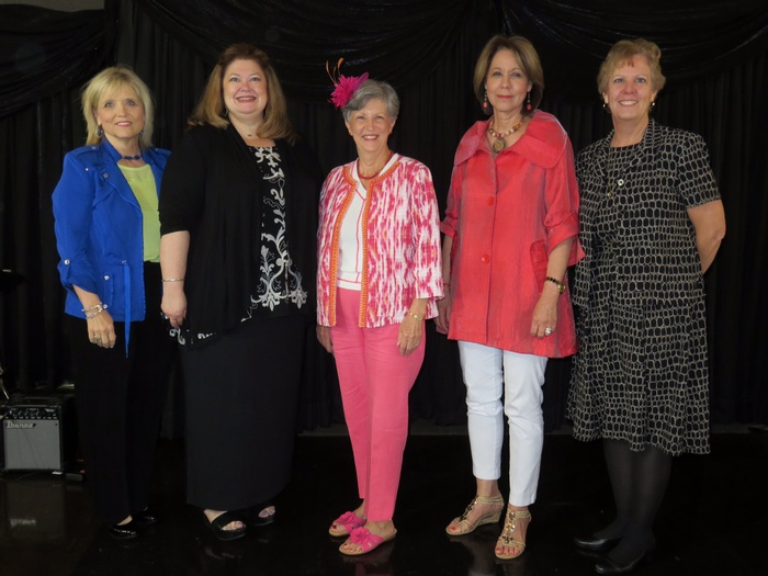 Rockwall Newcomers Club installs new officers