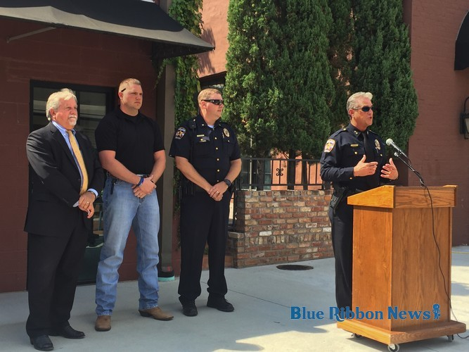 Rockwall Police Department, mayor extend gratitude to 'Silent Partners'