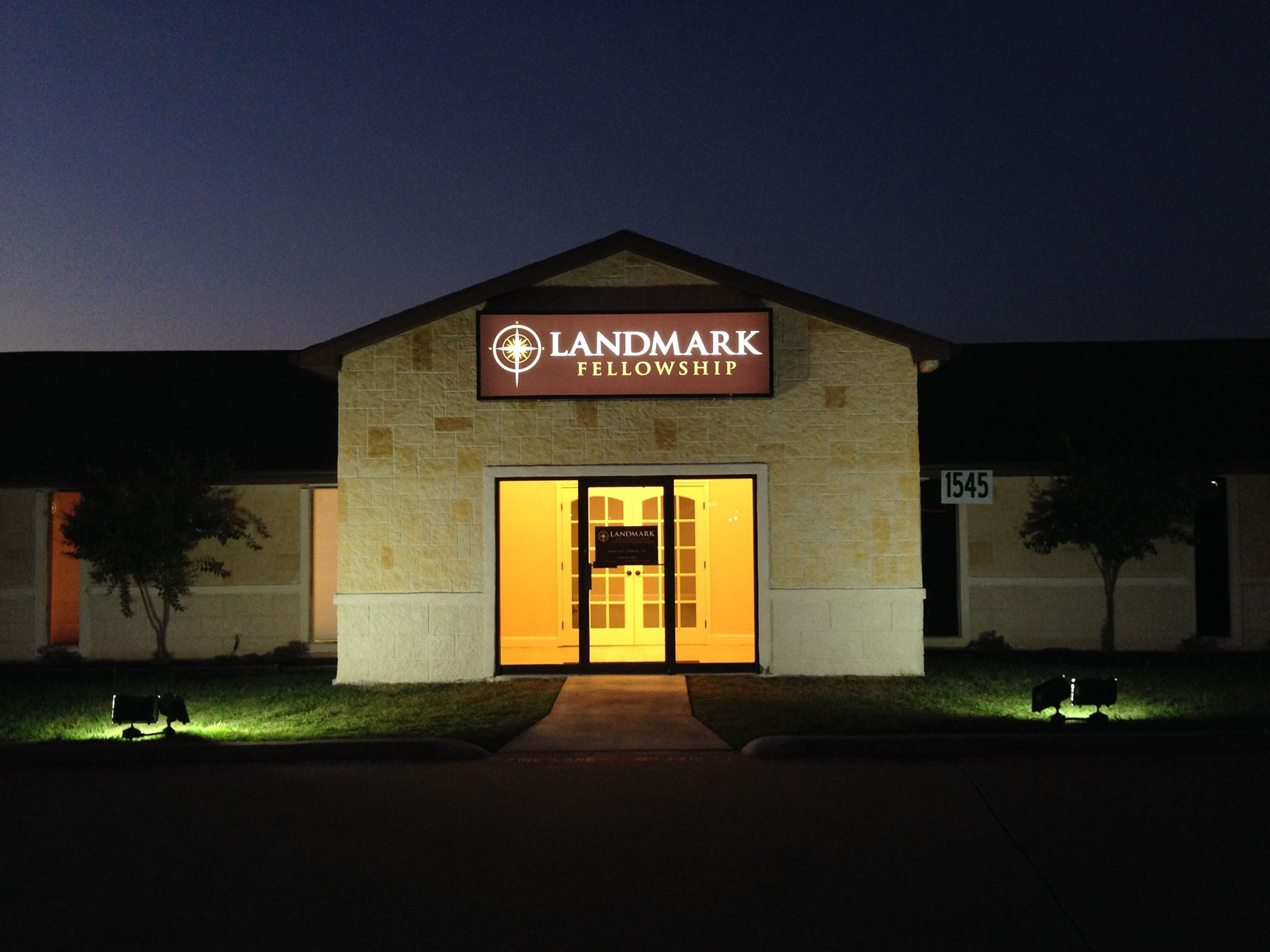Landmark Fellowship celebrates five years of worship in Rockwall