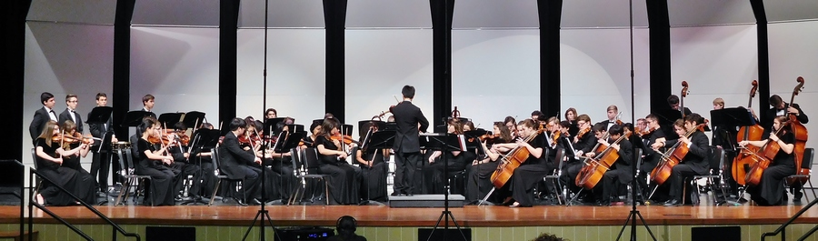 Rockwall High School Symphony Orchestra named winner in national contest