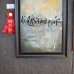 "Mixed Media: 2nd place – Laurie Huff, ""Art as Meditation"""