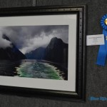 "Photography: 1st place – Barbara Scurlock, ""Fiorland Milford Sound New Zealand"""