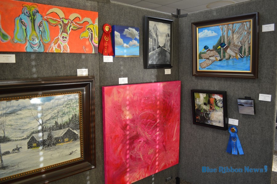 Rockwall Art League sees record number of entries in 2016 fall show