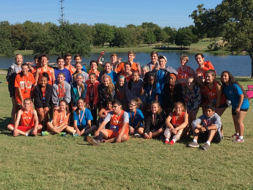 RHS cross country teams win big at annual Sting meet