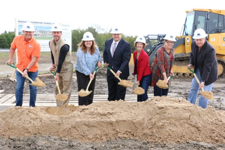 Rockwall ISD holds groundbreaking for Elementary School 14