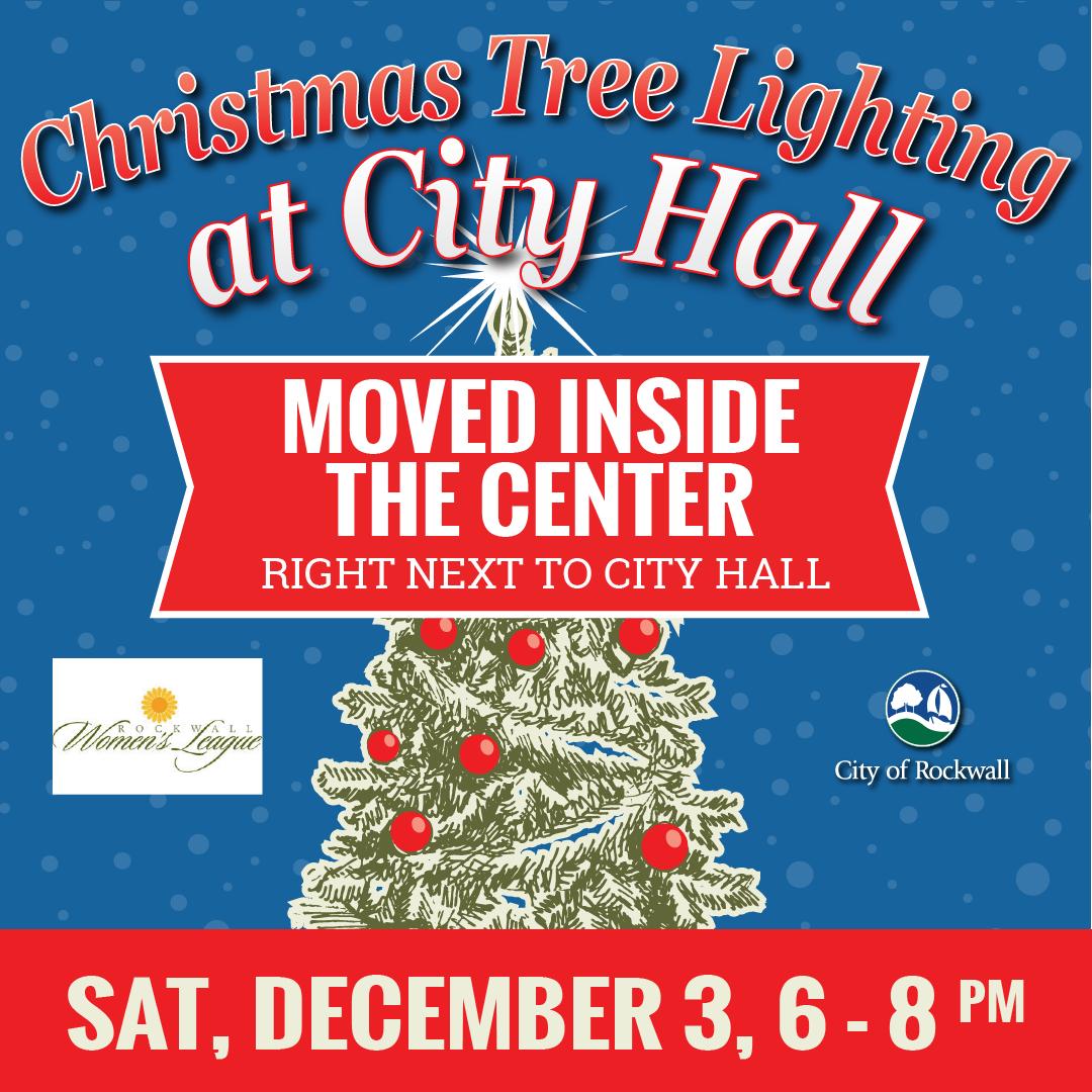 UPDATE: Rockwall Christmas Events Schedule