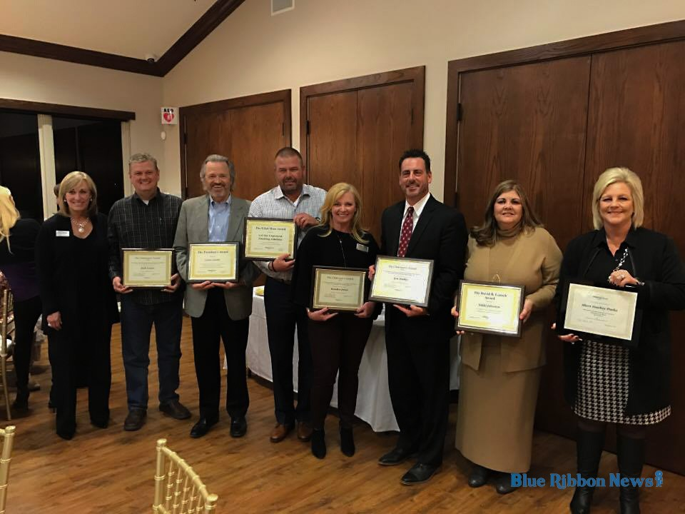 Helping Hands elects new directors and officers, presents 2016 awards