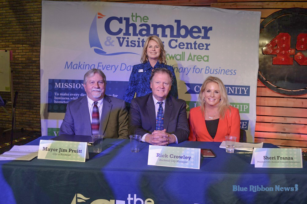 'State of the City' luncheon provides outlook on economy, roadways