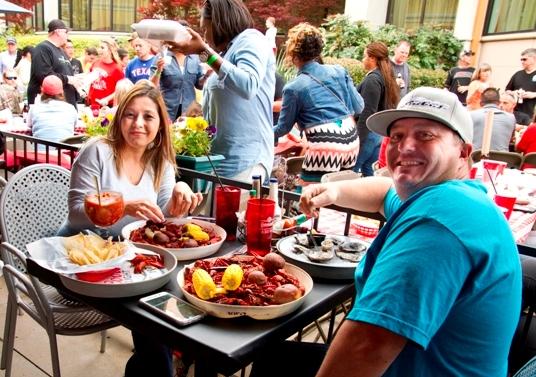 Crawfish Fest returns to Rockwall Harbor April 23