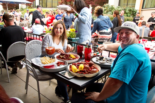Limited tickets remain for Sunday's Crawfish Fest at Rockwall Harbor