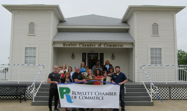 Rowlett Chamber holds ribbon cutting for Tower Gardens Seriously No Dirt