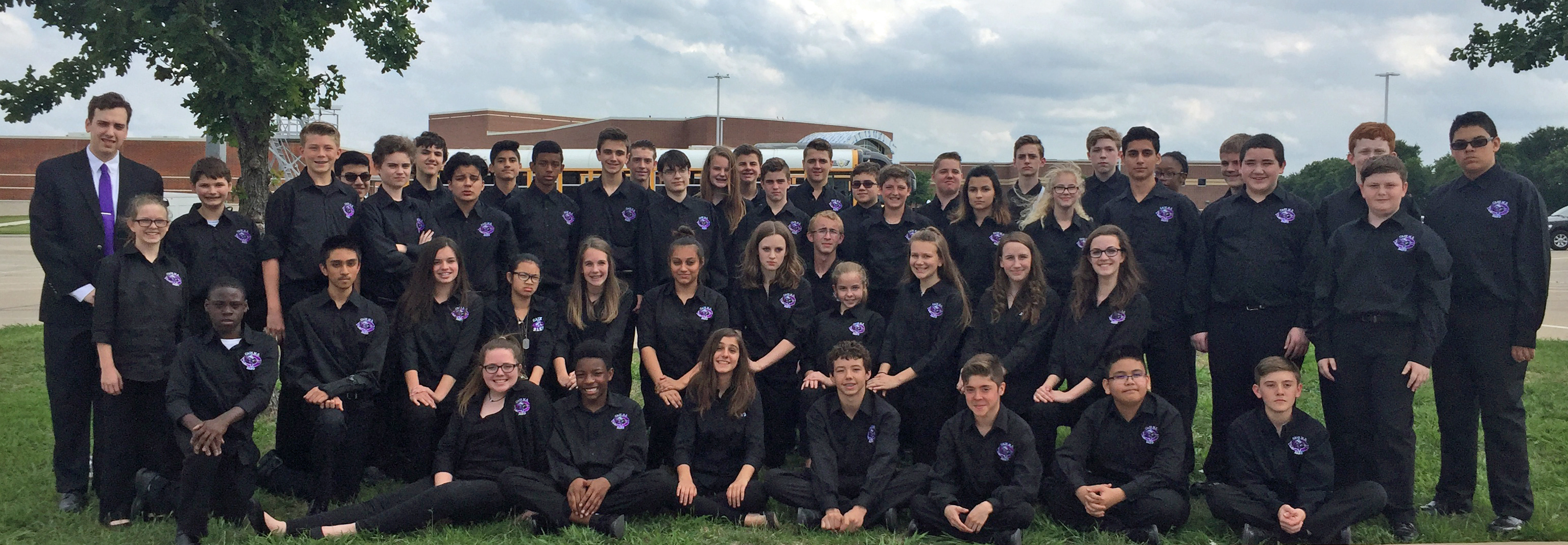Cain Middle School Symphonic, Honors bands earn 'Excellent' ratings at UIL Evaluation