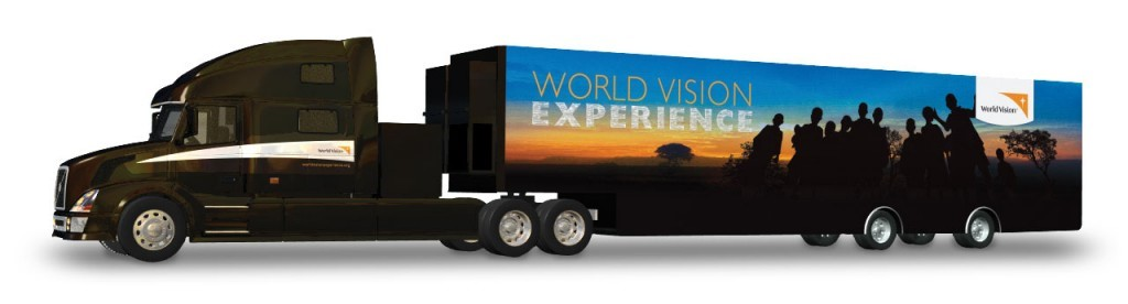 World Vision mobile exhibit comes to Rockwall