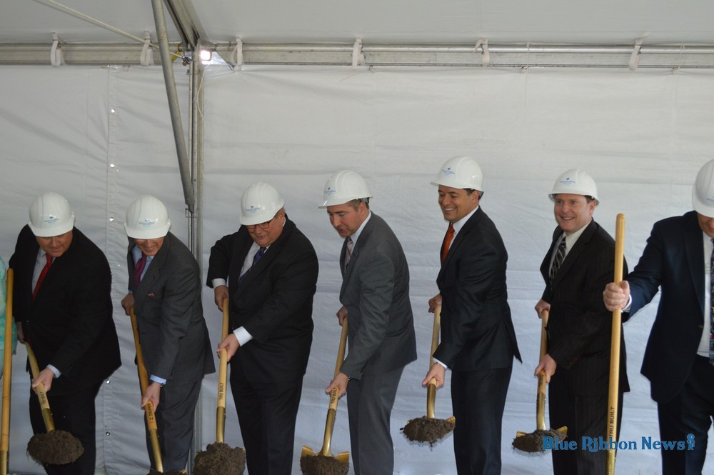 Baylor, Scott & White Medical Center-Lake Pointe breaks ground on new hospital tower