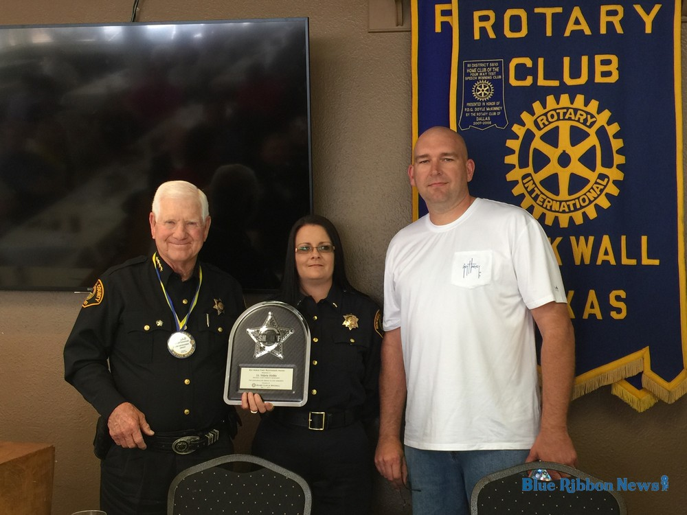 Rockwall County first responders honored at Rotary | Blue ...