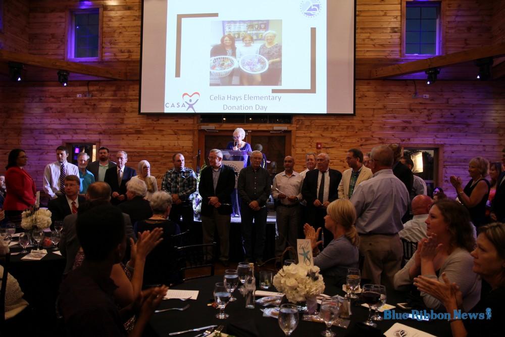 Lone Star CASA celebrates 25 years, honors volunteers