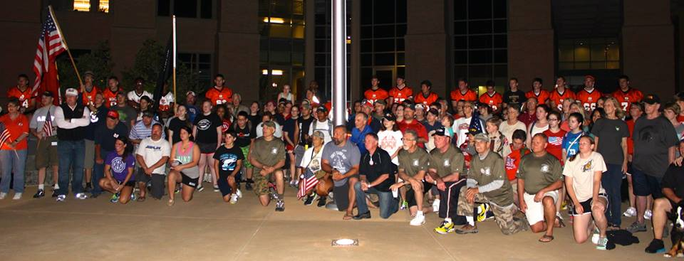 Carry the Load comes through Rockwall May 28