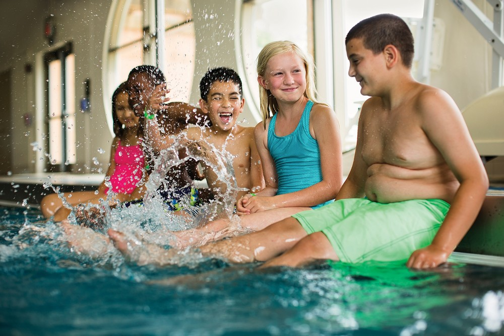 Play It Cool At The Pool Blue Ribbon News