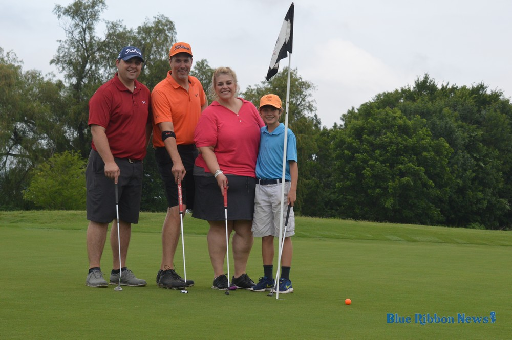 Ben Parks Golf-a-thon a hole in one for kids