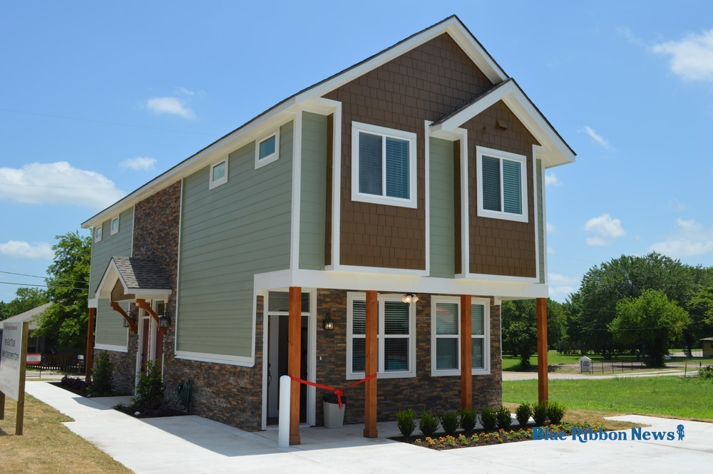 Community Development Corp. opens high quality, affordable home in Rockwall