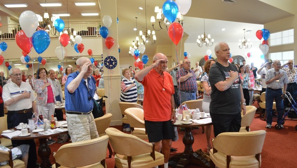 Liberty Heights sees big turnout for Memorial Day celebration