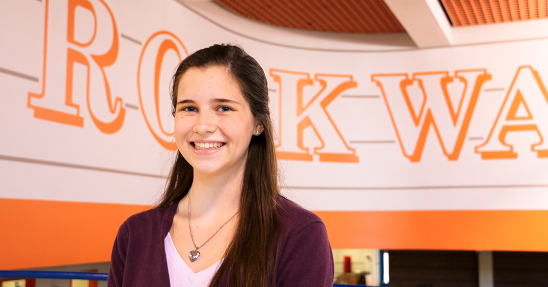 Rockwall High School student receives National Merit Scholarship