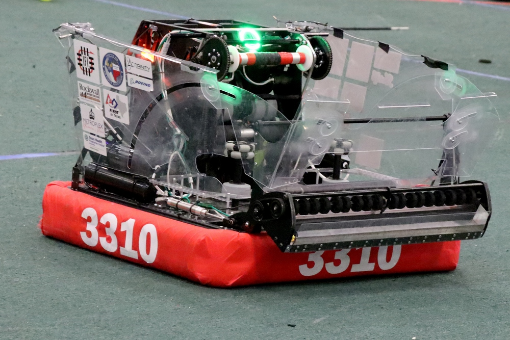 Black Hawk Robotics wins state championship