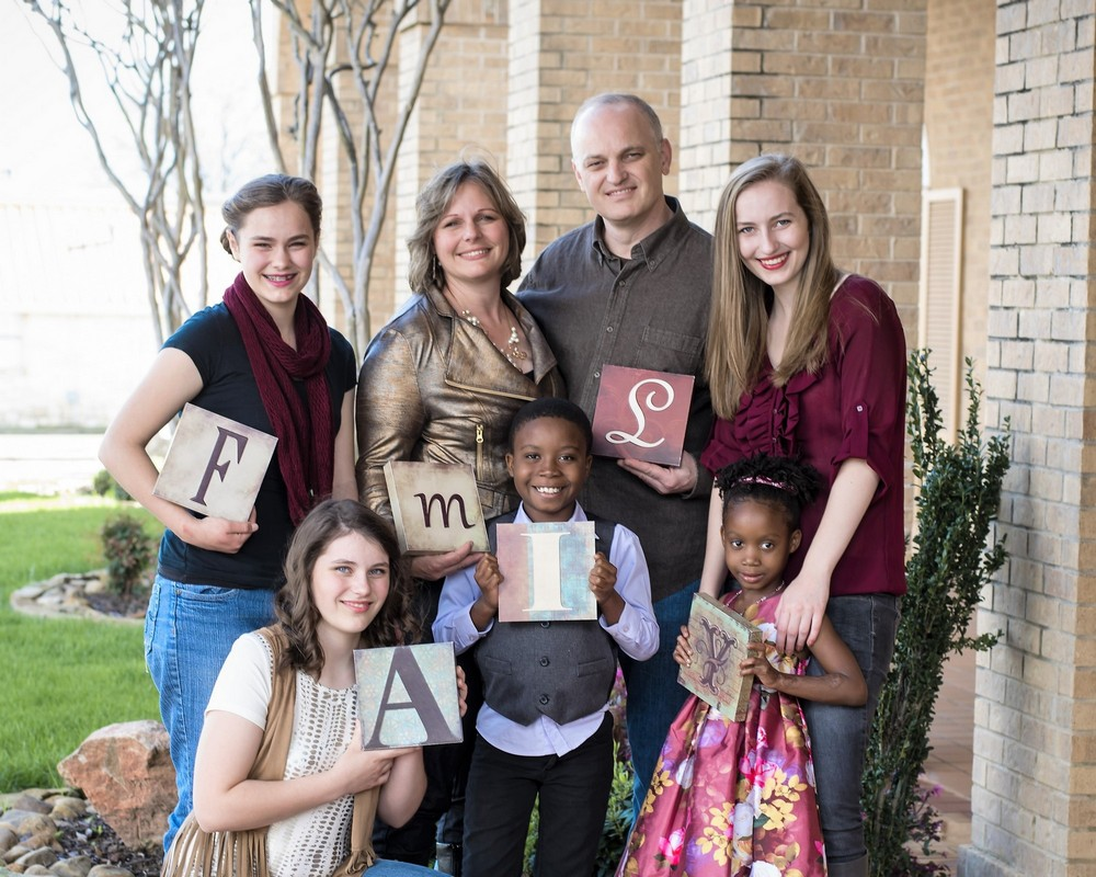 Megyesi family honored as Angels in Adoption