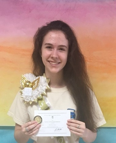 Royse City High School's Sydney Hall named National Merit Commended Student