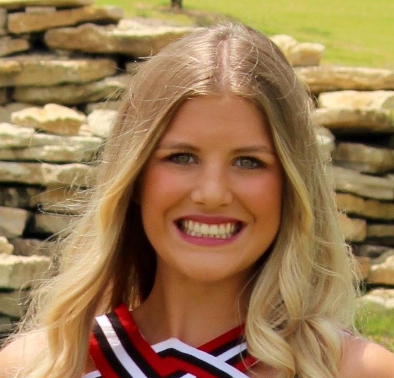 Rockwall-Heath High School Cheerleader of the Week: Bailee Statham