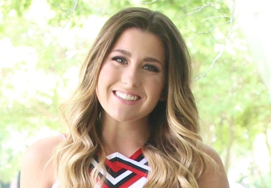 Rockwall-Heath High School Cheerleader of the Week: Jacey May Grand-Lienard