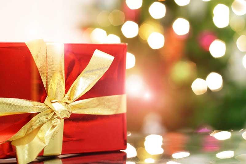 One Expensive Christmas Gift