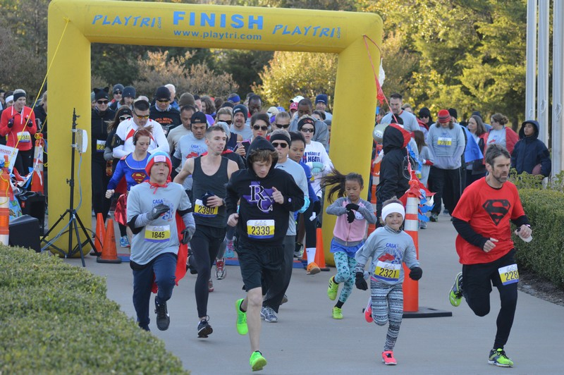 Caped crusaders race for CASA