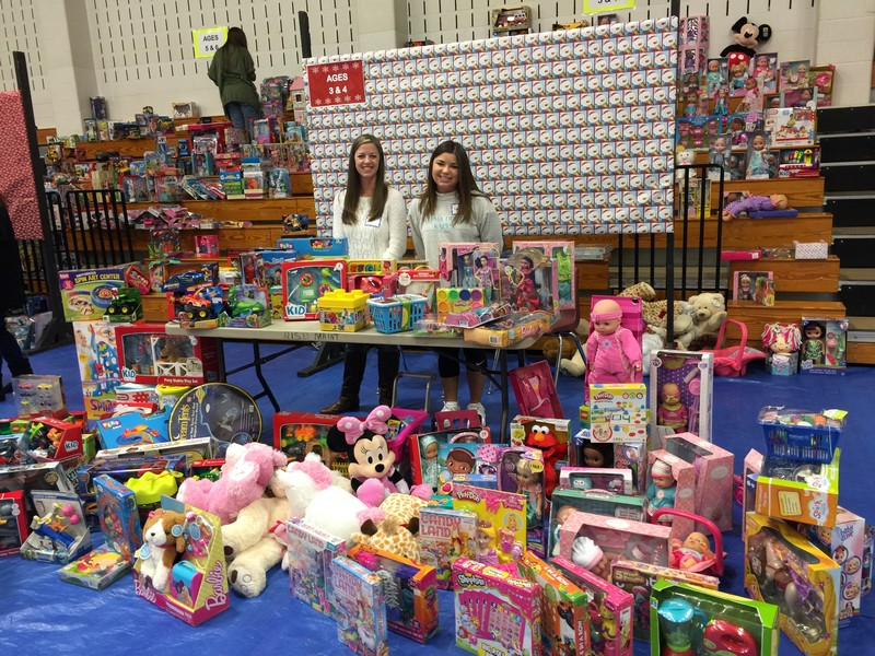 Helping Hands toy distribution brings Christmas to kids in need