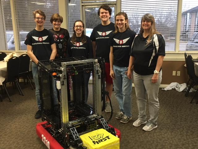 Breakfast Rotary welcomes Rockwall-Heath Robotics