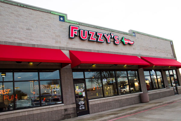 Fuzzy's Taco Shop celebrates one-year anniversary in Rockwall
