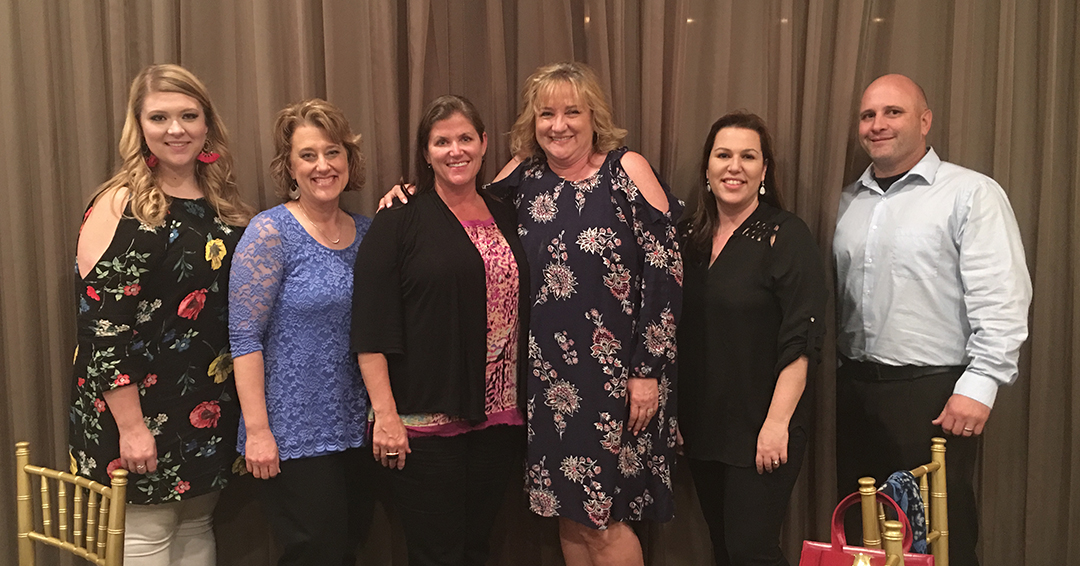 Shannon Elementary staff honored for their roles in the life of child with autism