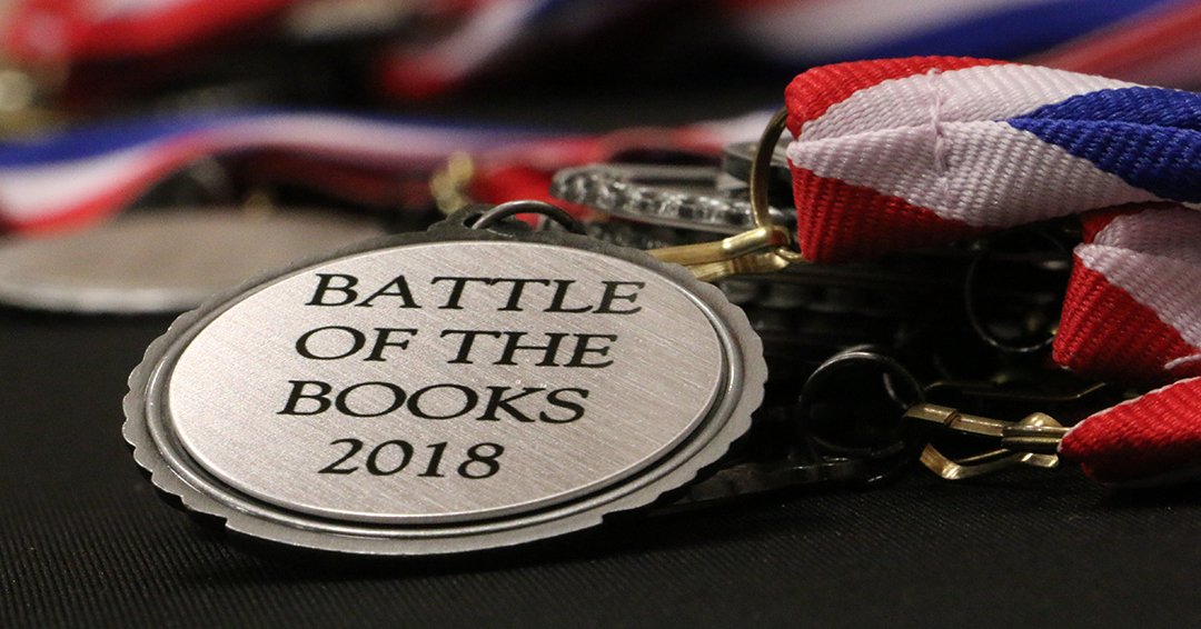 Battle of the Books offers fun reading challenge for kids