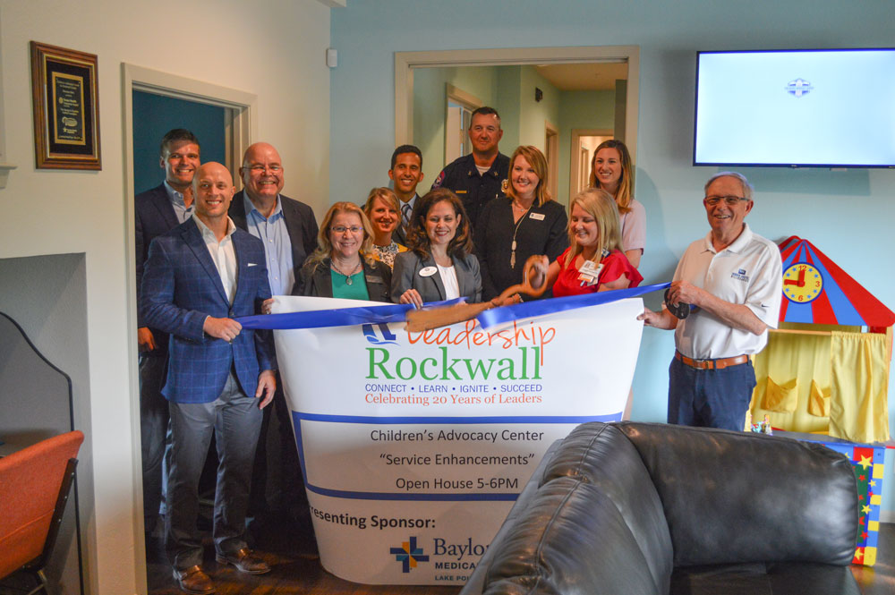 Leadership Rockwall reveals class projects benefitting local nonprofits