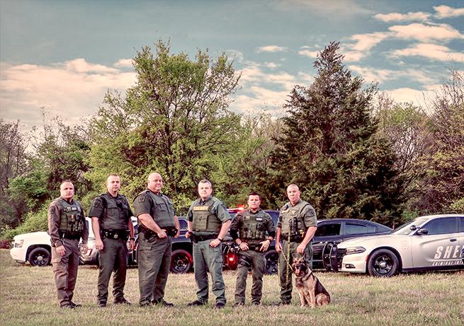 Criminal Interdiction Unit combats drug smuggling, human trafficking on North Texas roadways