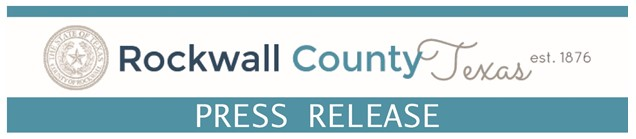 Press Release: Commissioners Court Adopts Rockwall County Budget
