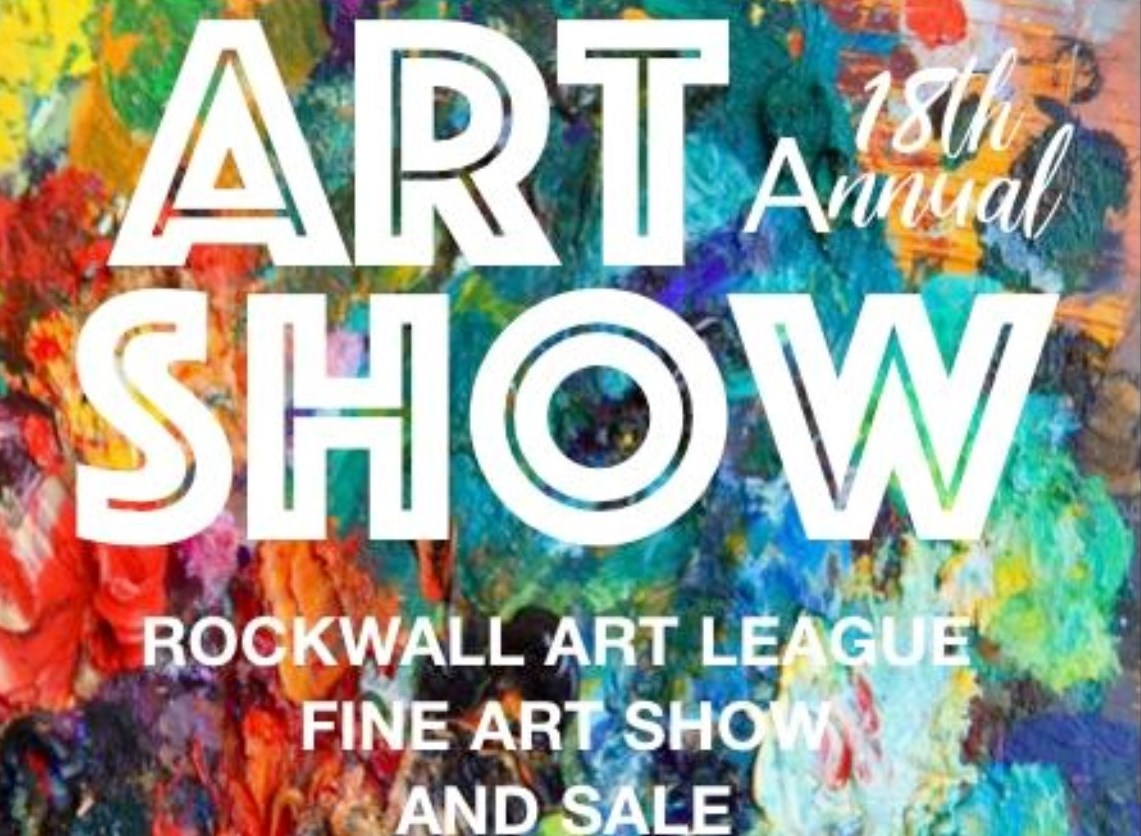 Rockwall Art League Fine Art Show & Sale returns Sept. 21-23