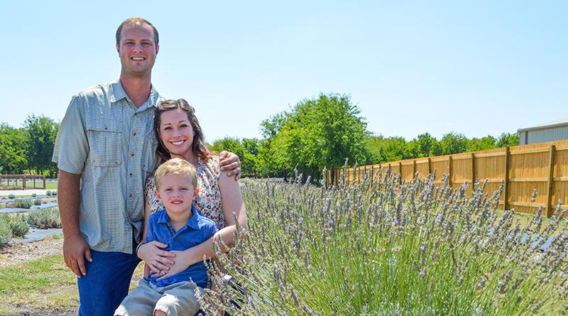 Prayer Lavender Garden Boasts Breathtaking Blooms and Family Fun